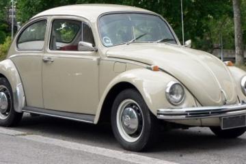 Il Maggiolino d'epoca: settant'anni fa nasceva la Volkswagen Beetle