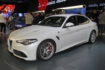 Nuova Alfa Romeo Giulia: la Signora è finalmente tornata ed il mondo si ferma a guardare