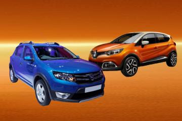 Dacia Sandero Stepway vs Renault Captur: confronto tra SUV