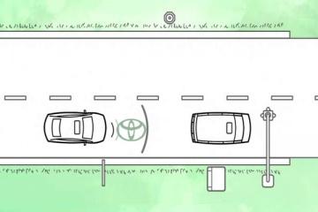 Toyota Safety Sense: la casa giapponese sempre più hi-tech
