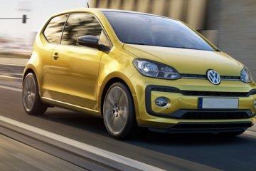 Nuova Volkswagen Up!