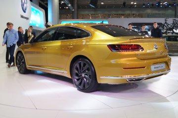 Volkswagen Arteon, arriva la nuova berlina tedesca