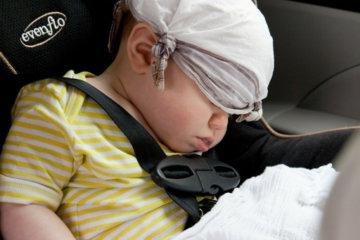 Seggiolini salva-bebè: tutto ciò che c'è da sapere