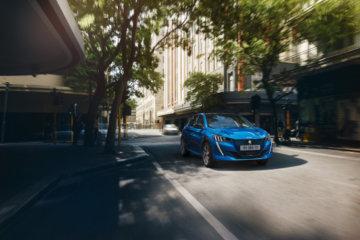 Ecco la nuova Peugeot e-208: sportiva ed ecologica