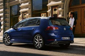 Volkswagen lancia la nuova versione della Golf a Metano